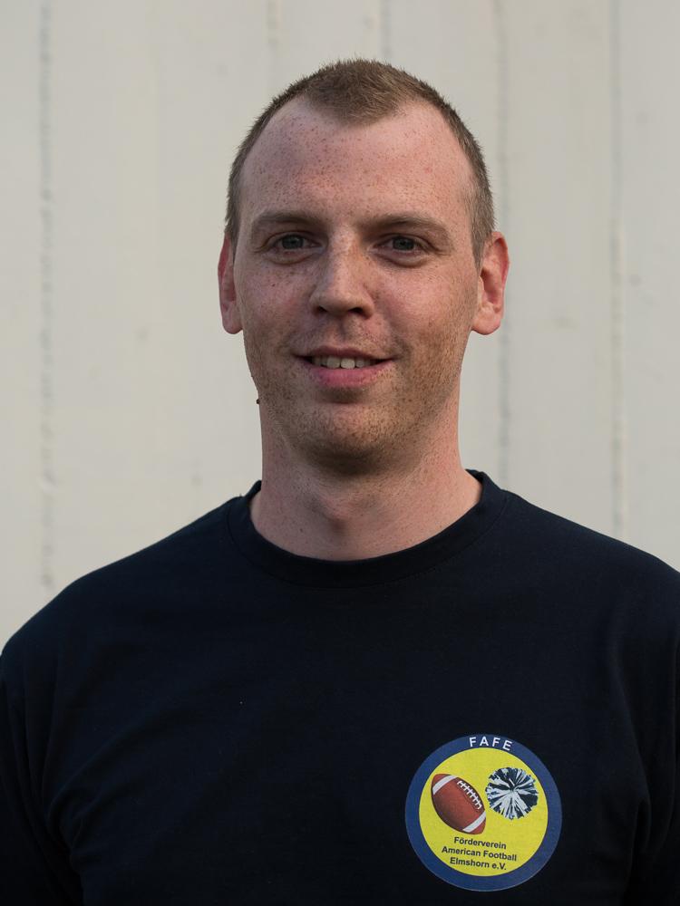 Martin Thies (2. Vorsitzender)