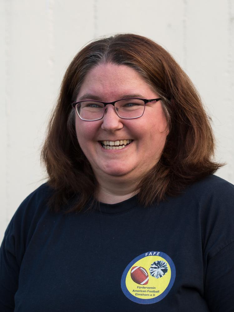 Martina Bröcker (Schriftführerin)